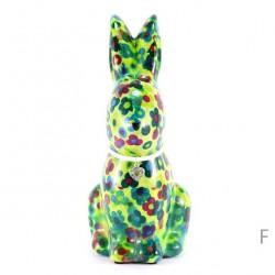 Bunny Moneybox 10x23x11 cm Pomme Pidou