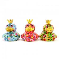 King Duck Ducky piggy bank 16x18x15,5 cm Pomme Pidou