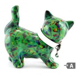Ceramic Cat Moneybox 16x18x8 cm Pomme Pidou