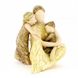 Statuina circondata dall'Amore 13,5 cm More Than Words