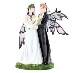 Fairy Land Secret Love Coppia di sposi 16 cm cm Les Alpes