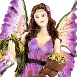 Fairy Cinola goddess of wealth 36 cm Les Alpes