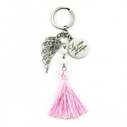 Keyrings Friendship 8 cm You are an Angel