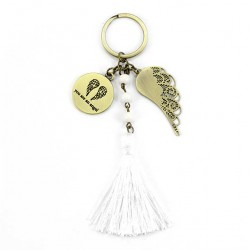 Keyrings Happiness 8 cm You are an Angel