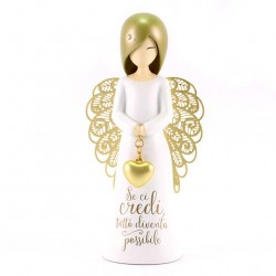 Angel If you believe 12 cm You are an Angel
