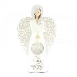 Angel a heart to love you 15 cm You are an Angel