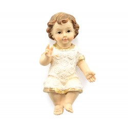 Resin Baby Jesus with Tunic 5.5 cm