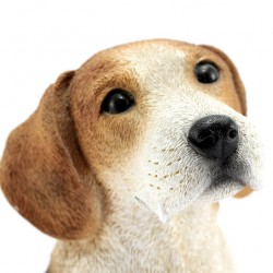 Silicone Resin Beagle Dog 25 cm