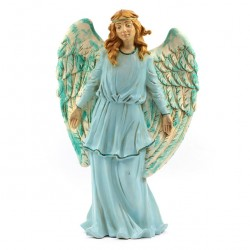 Silicone Resin Standing Angel for Nativities 40 cm
