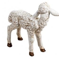 Resin Standing Lamb 125 cm Fontanini