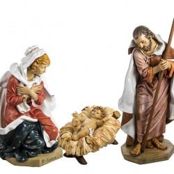Resin Nativity Scene 125 cm Fontanini