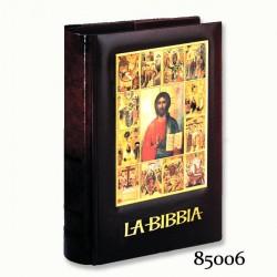 Jerusalem Bible Cover Scenes with Christ 27.6x18x6 cm