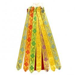 Roman Missal Bookmark 7 Ribbons