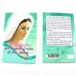 Book The Rosary, God's Loving Face 14x10 cm