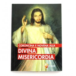 Booklet with Rosary and Novena to the Divine Mercy - Shalom ed.